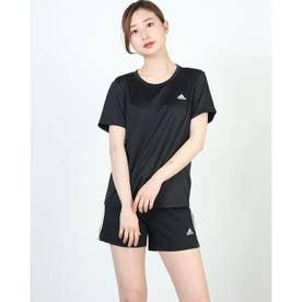 レディース 半袖機能Tシャツ WMHONETシャツ FM5304 (ブラック)