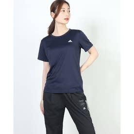 レディース 半袖機能Tシャツ WMHONETシャツ FM5301 (ネイビー)
