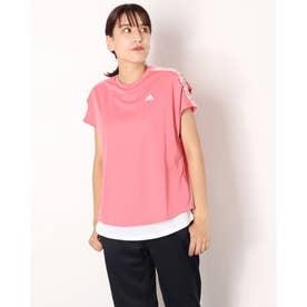 マストハブ レイヤード Tシャツ / Must Haves Layered Tee (ピンク)
