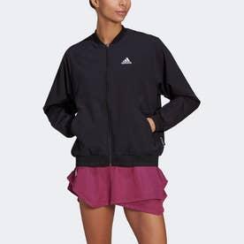 PRIMEBLUE テニスジャケット / PRIMEBLUE Tennis Jacket (ブラック)