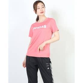 レディース 半袖機能Tシャツ WMHCAPLINTシャツ GQ0581 (ピンク)