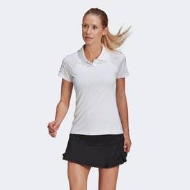 クラブ テニス ポロシャツ / Club Tennis Polo Shirt (ホワイト)