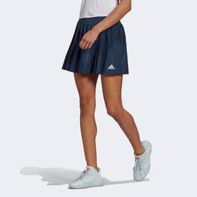 クラブ テニス プリーツスカート / Club Tennis Pleated Skirt (ブルー)