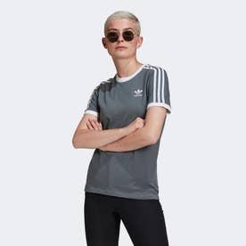 アディカラー クラシックス 3ストライプ 半袖Tシャツ (ブルー)