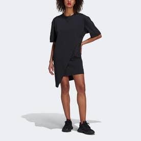 TEE DRESS (ブラック)