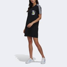 TREFOIL DRESS (ブラック)
