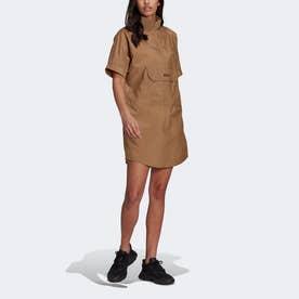 DRESS (ブラウン)