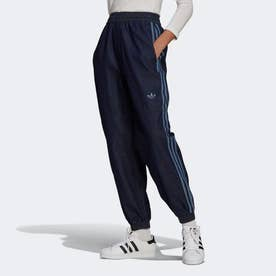 DENIM TRACK PANTS (ブルー)