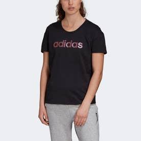 グラフィック 半袖Tシャツ / Graphic Tee (ブラック)