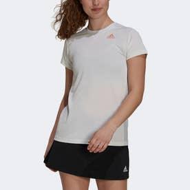 HEAT. RDY テニス 半袖Tシャツ (ホワイト)