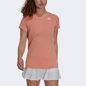 HEAT. RDY テニス 半袖Tシャツ (ピンク)