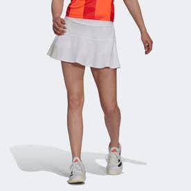 テニス プライムブルー 東京  HEAT. RDY  マッチスカート (ホワイト)