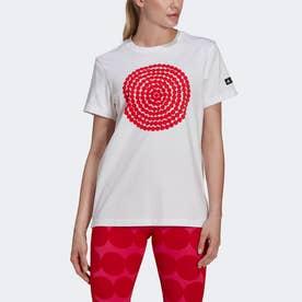 スポーツウェア マリメッコ グラフィックTシャツ (ホワイト)