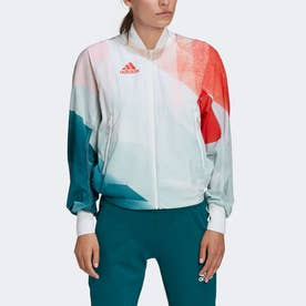 ハンガリー代表 ポディウム ジャケット / Team Hungary Podium Jacket (オレンジ)