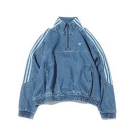TRACK TOP (BLUE)
