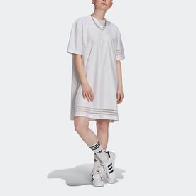 Tシャツワンピース (ホワイト)