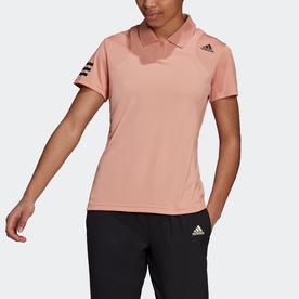 クラブ テニス ポロシャツ / Club Tennis Polo Shirt (ピンク)