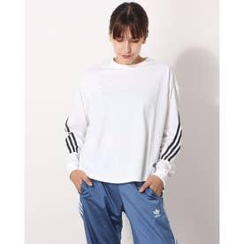 レディース 長袖Tシャツ WID2.0L/STシャツ H29525 (ホワイト)