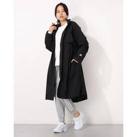 レディース ウインドジャケット WID2.0ハッスイライトウーブンコート H20830 (ブラック)