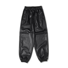 TRACK PANTS (BLACK)