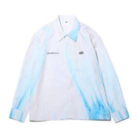 AMORPHOUS SHIRT (BLUE)