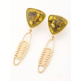 ETOILE DE MER hoop earring (gold)