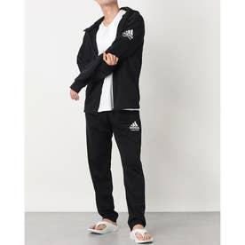 JK+Pants set  sweat (Black/white)