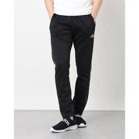 Track Suit Pants (Black/Gold)