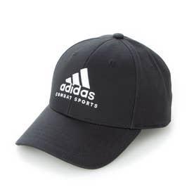 Logo Cap (BLACK/WHITE)