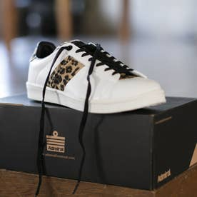 BERKELEY ANIMAL / バークレー アニマル (White/Leopard)