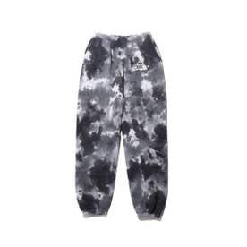 TIE DYE SWEAT PANTS (BLACKTYPE1)