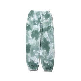 TIE DYE SWEAT PANTS (GREENTYPE1)