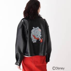 Dumbo/ライダースジャケット (ダンボ×フロント)
