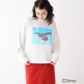 Dumbo/ロンT (ホワイト)