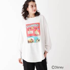 Dumbo/ヴィンテージアートチュニック (ホワイト)