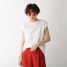 パイルフレンチTOPS【WEB限定サイズ】 (ホワイト)