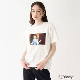 『美女と野獣』プリントTシャツ 限定アイテム【WEB限定サイズ】 (ホワイト)