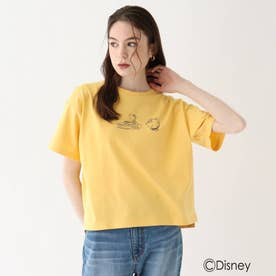 『美女と野獣』キャラクターTシャツ 限定アイテム (イエロー)
