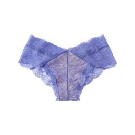 Lace ハーフバックショーツ【返品不可商品】 (BU-ブルー)