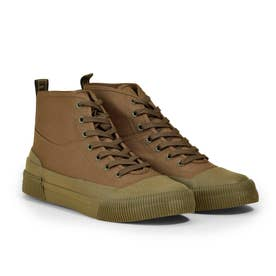 RUBBER MID M (モスグリーン)