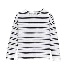 ブクティ 長袖Tシャツ (ホワイト)