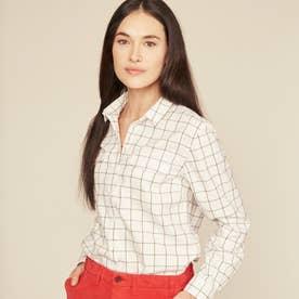オルマニー 長袖シャツ (ホワイト)