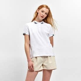 ラバルカ ポロシャツ (ホワイト)