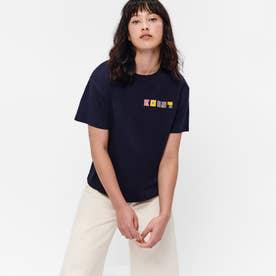 ラセット Tシャツ (ネイビー)