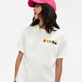 ラセット Tシャツ (ホワイト)