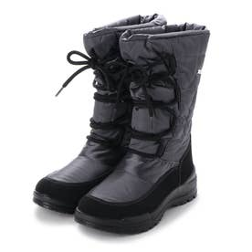 【IMAC】 レースアップ撥水ブーツ (GY)