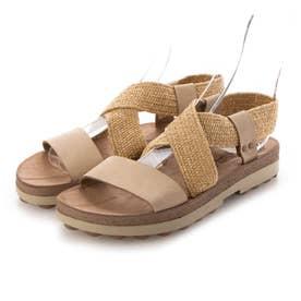 【Fantasy Sandals】クロスベルトサンダル (BG)