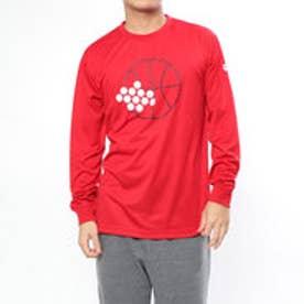 バスケットボール 長袖Tシャツ BASKETBALL SPORTS L/S TEE 218-060005