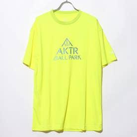 バスケットボール 半袖Tシャツ BALL PARK TEE 220-059005 (イエロー)