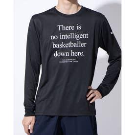 バスケットボール 長袖Tシャツ BALLER UNION L/S SPORTS TEE 220-010005 (ブラック)